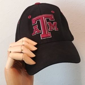 Texas A&M University Baseball Hat early 2000's era
